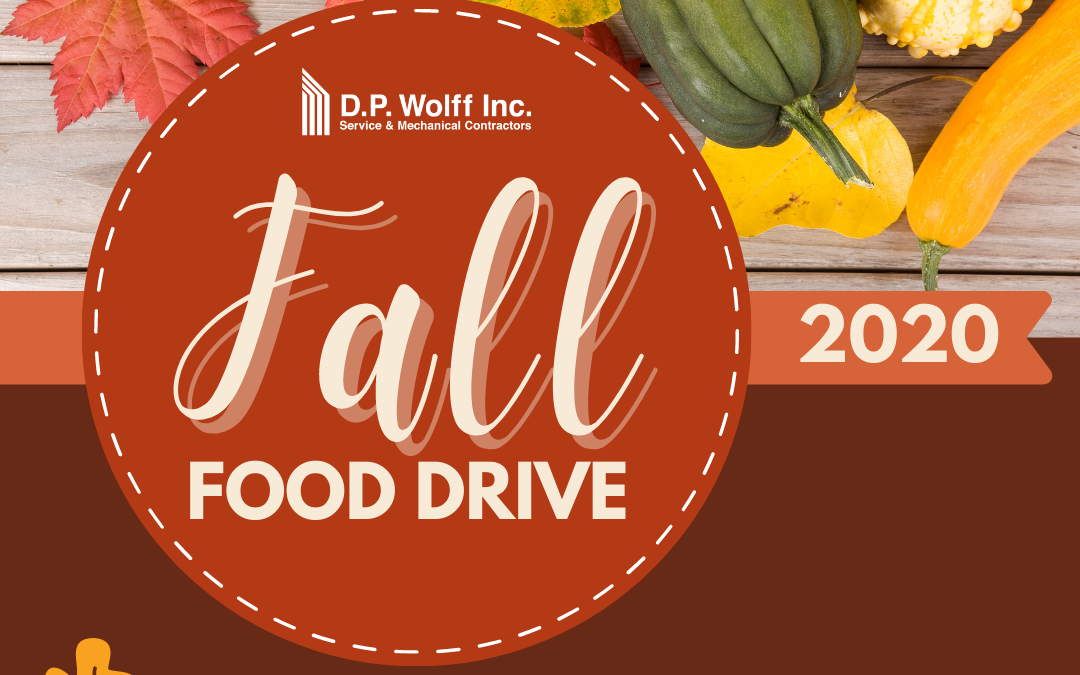 Fall Food Drive 2020