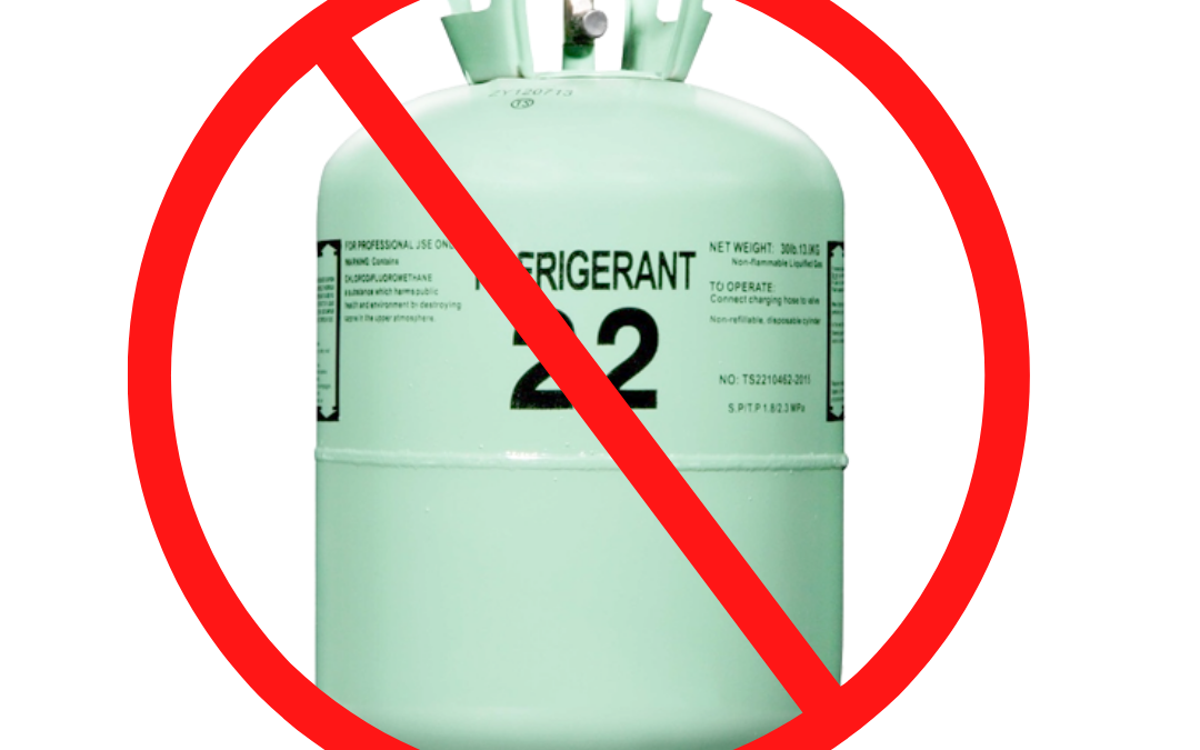 R-22 REFRIGERANT PHASE OUT